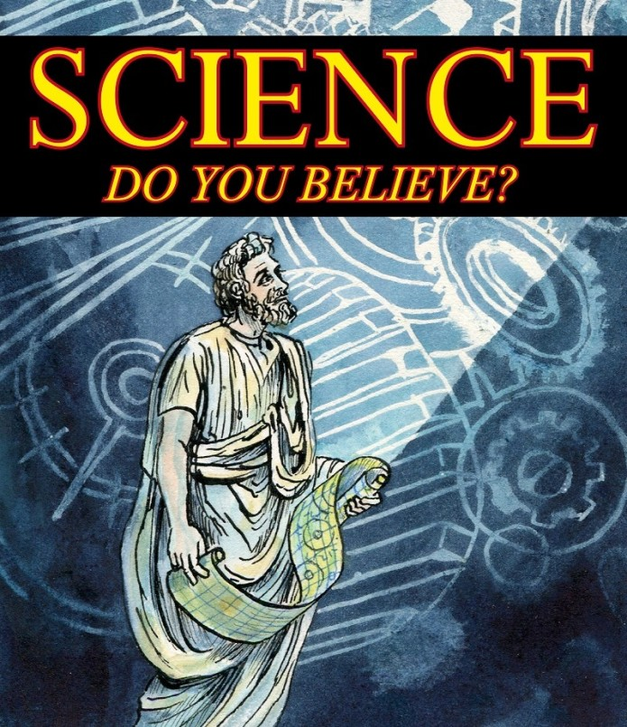 Science Do You Believe centre