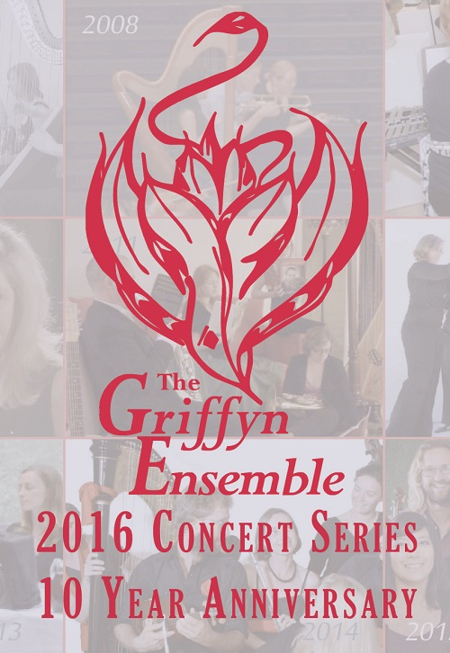 2016 Concert Series – Tenth Anniversary