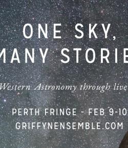 Perth Fringe World: One Sky Many Stories