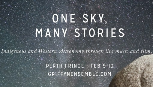 Perth Fringe World: One Sky Many Stories