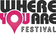 Where You Are Festival Logo
